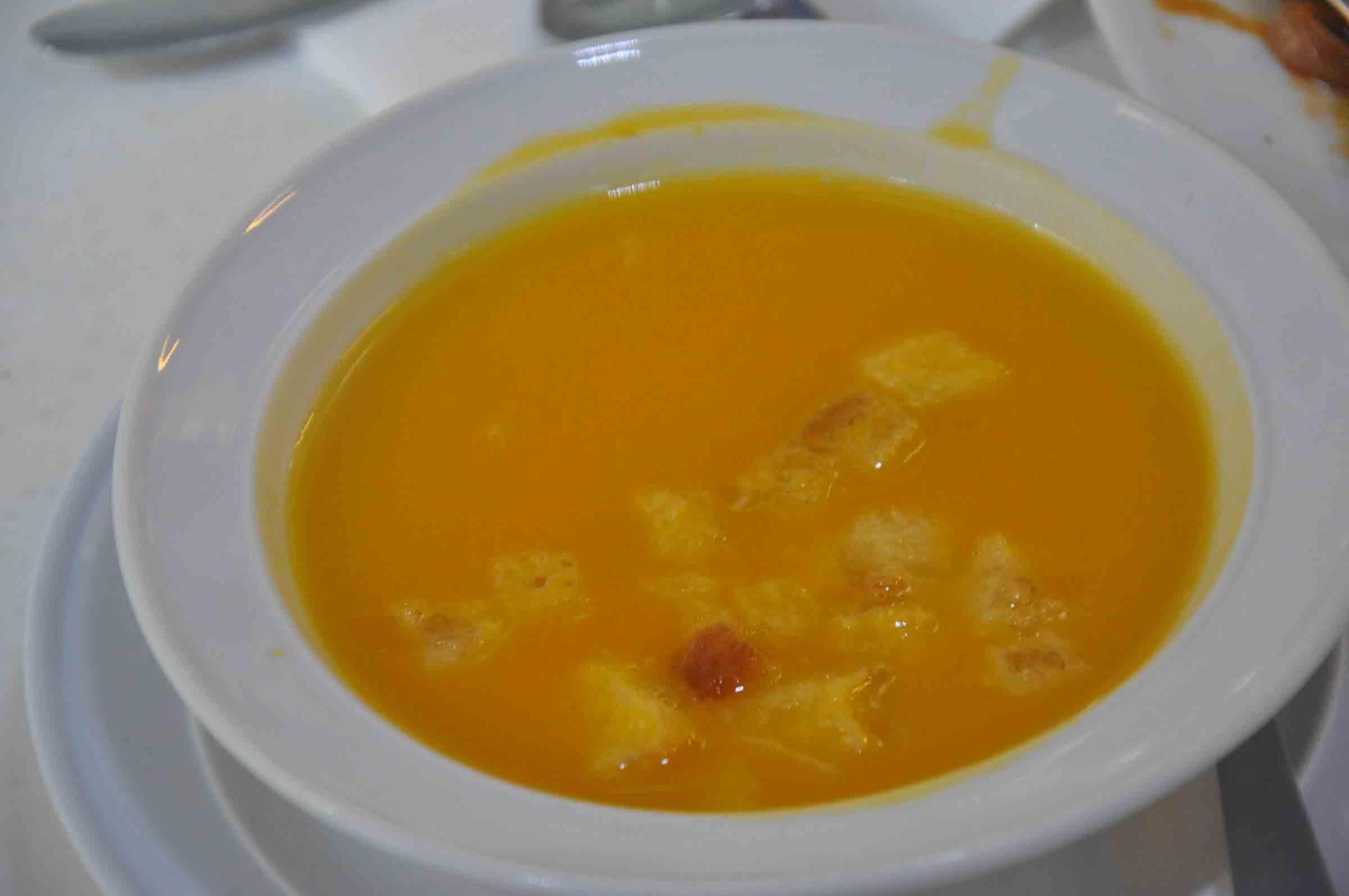 Rickshaw Macau Pumpkin Soup
