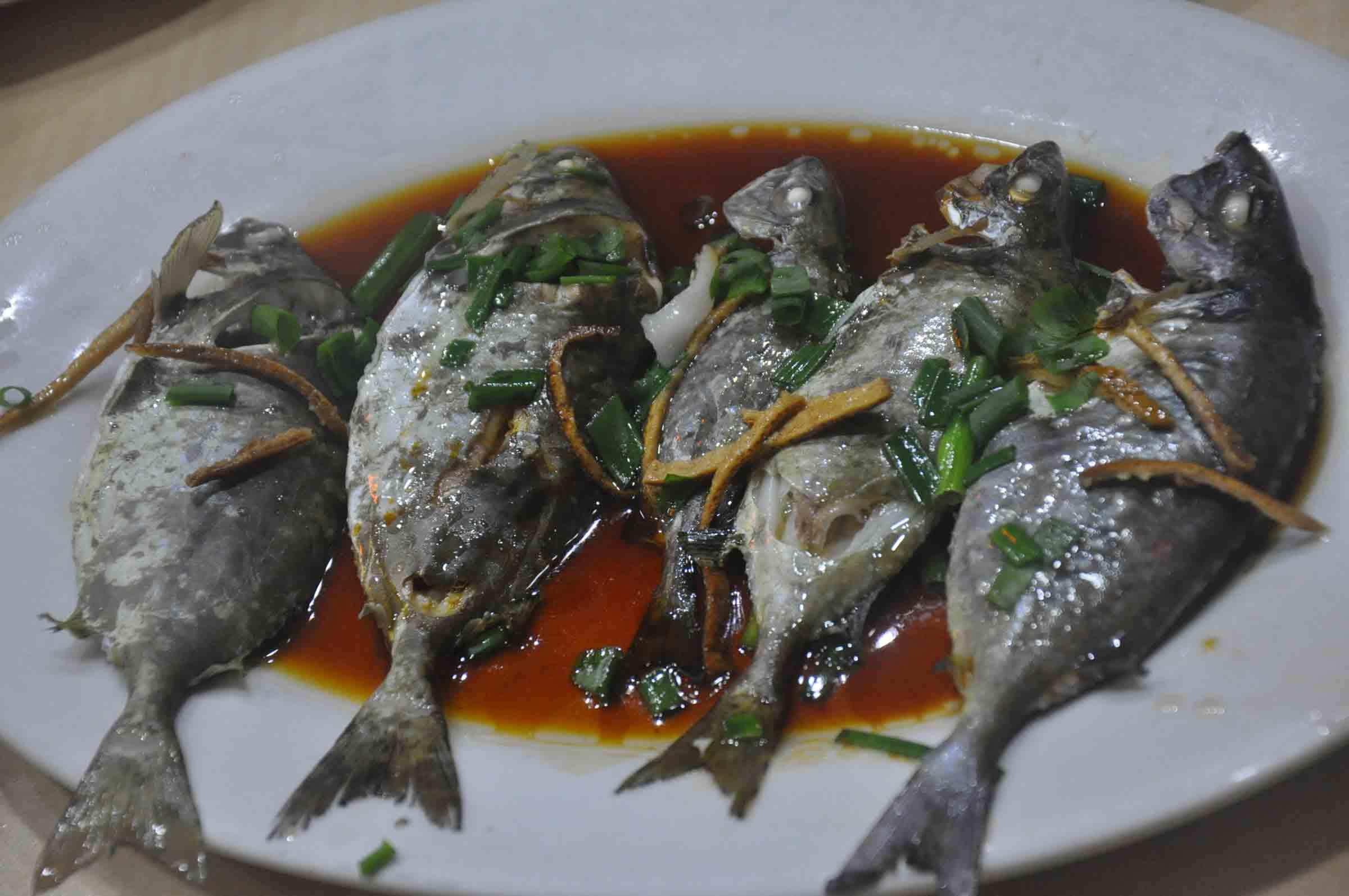 Fu Lai Seafood fish