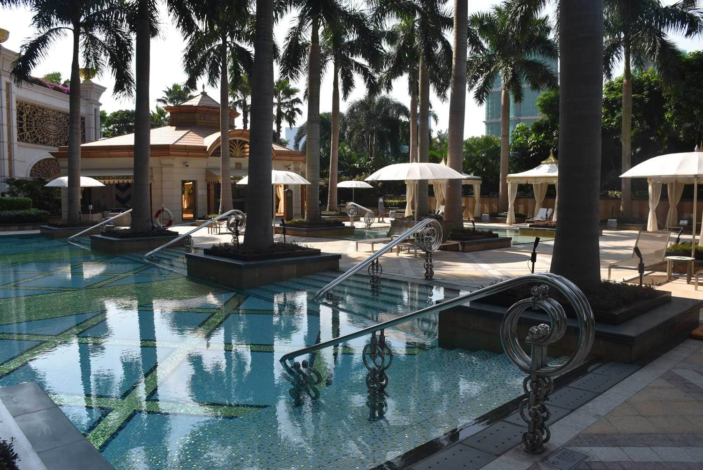 Ritz-Carlton Macau outdoor pool