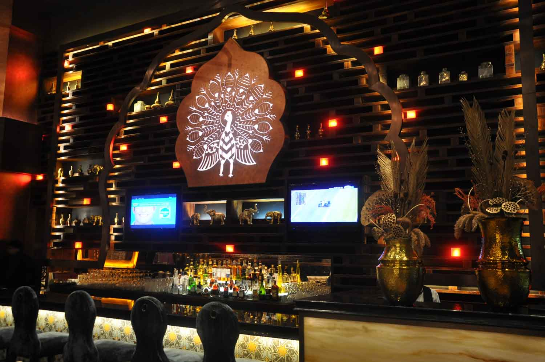 Golden Peacock Macau