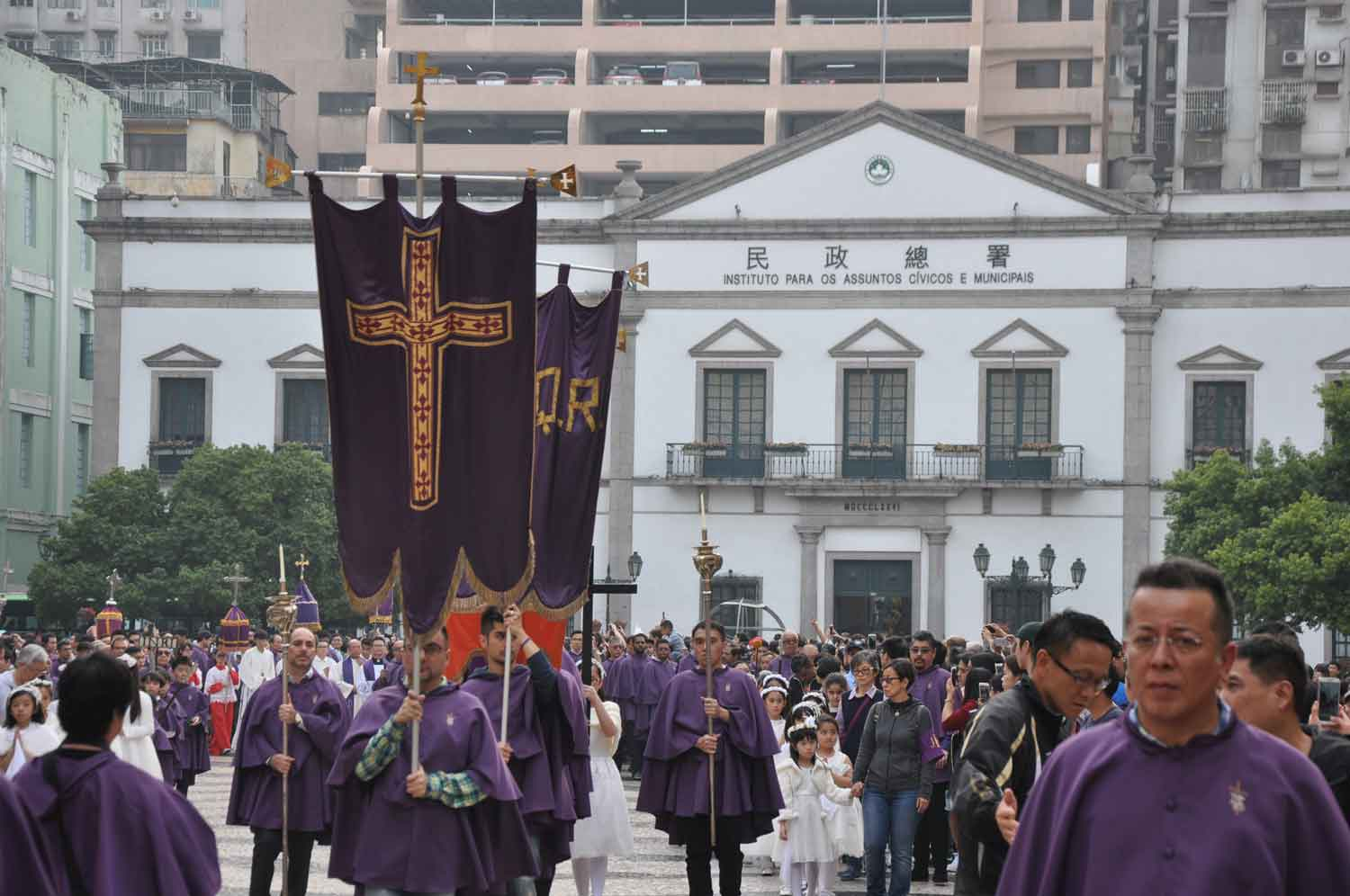 Procession of the Passion of Our Lord, the God Jesus