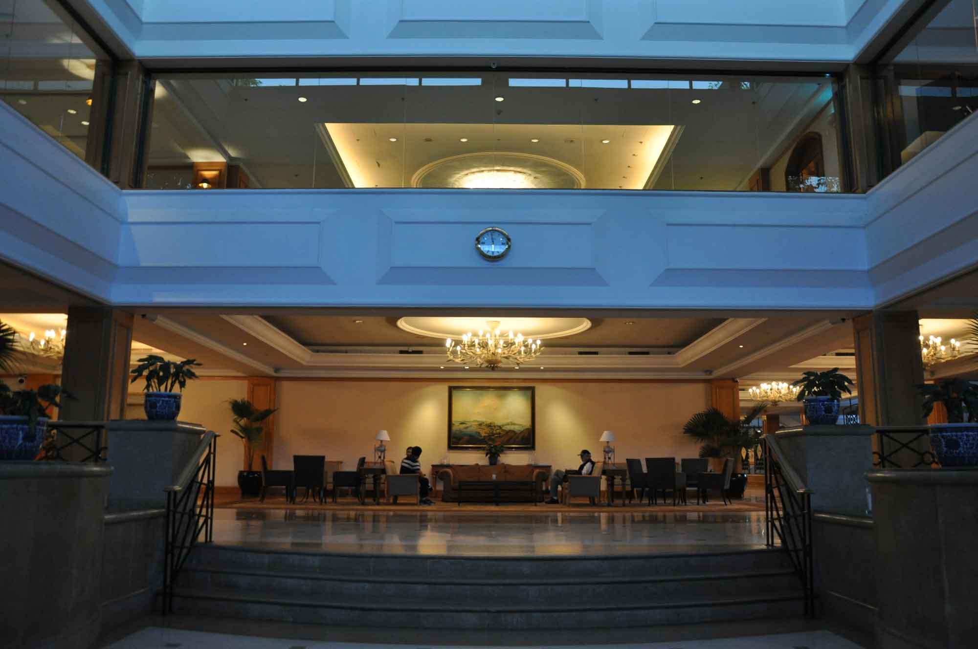 Grand Coloane Resort entrance