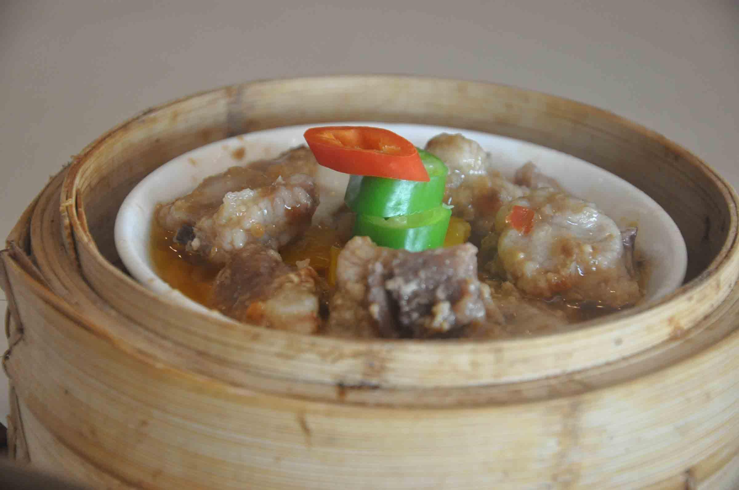 Kwun Koi Heen Steamed Pork Spare Ribs
