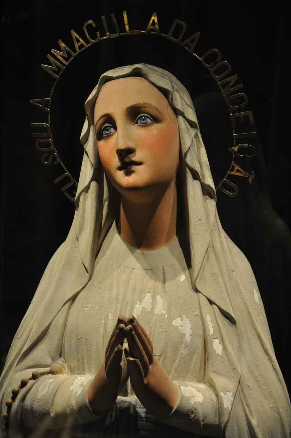 St Josephs Seminary Virgin Mary