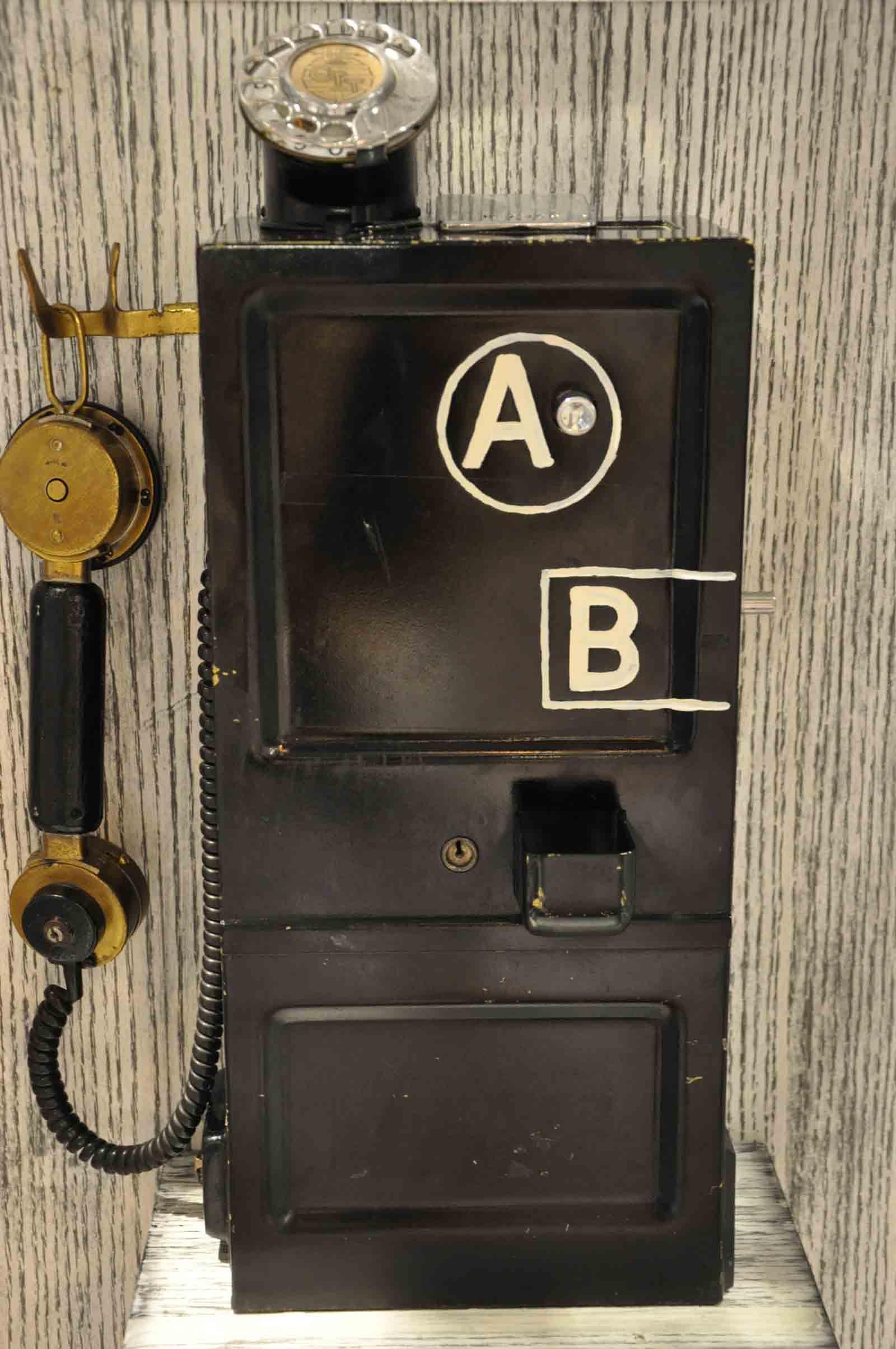 Communications Museum rotary phone