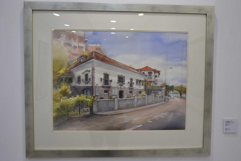 Lio Man Cheong Avenida de Republica