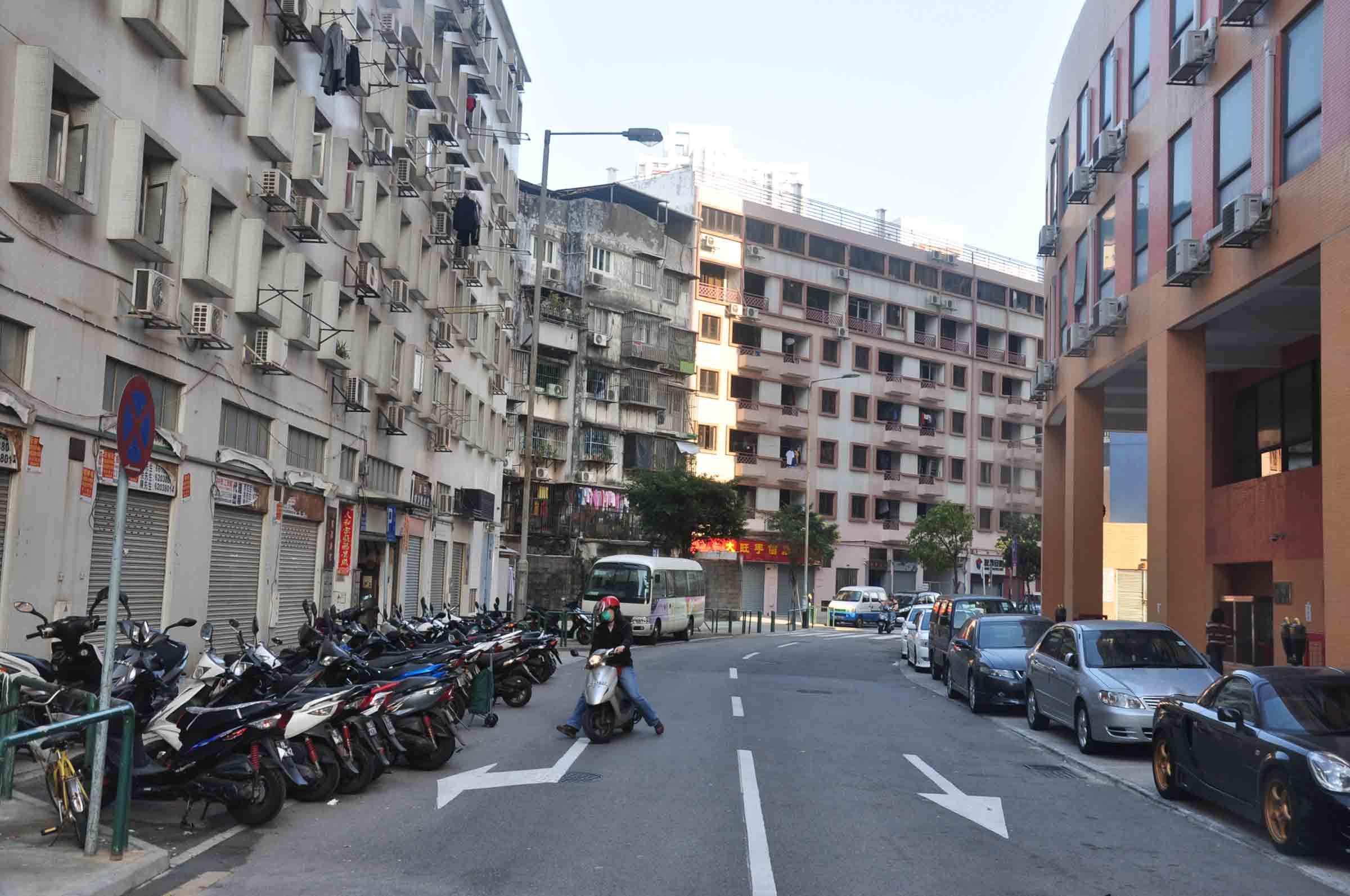Green Island Macau road