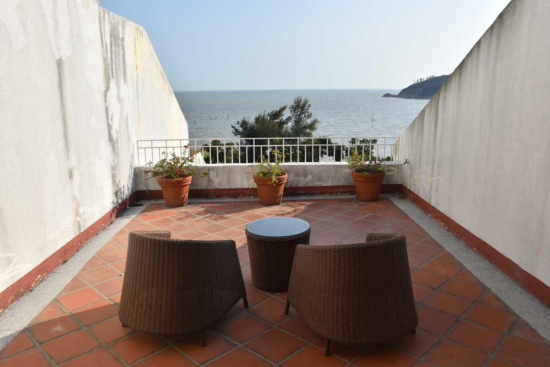 Grand Coloane Resort Grand Beach King balcony