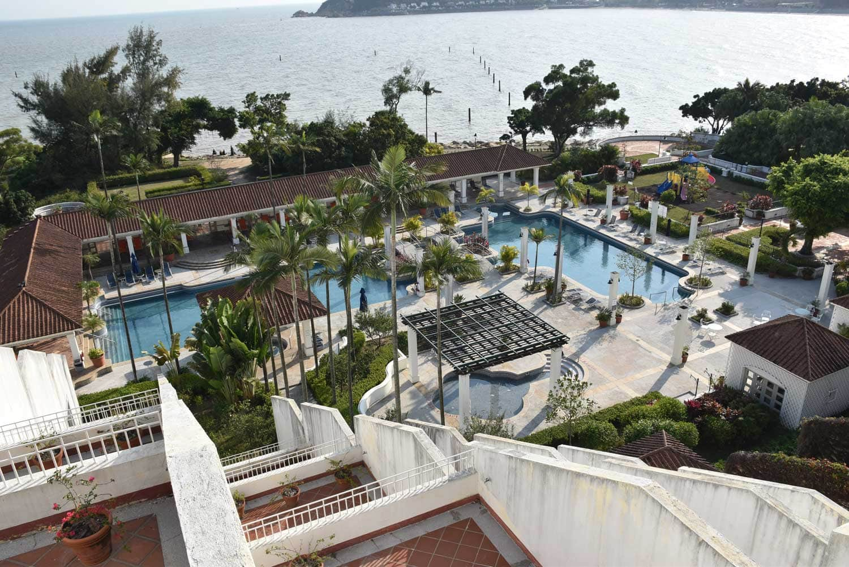 Grand Coloane Resort outdoor pool