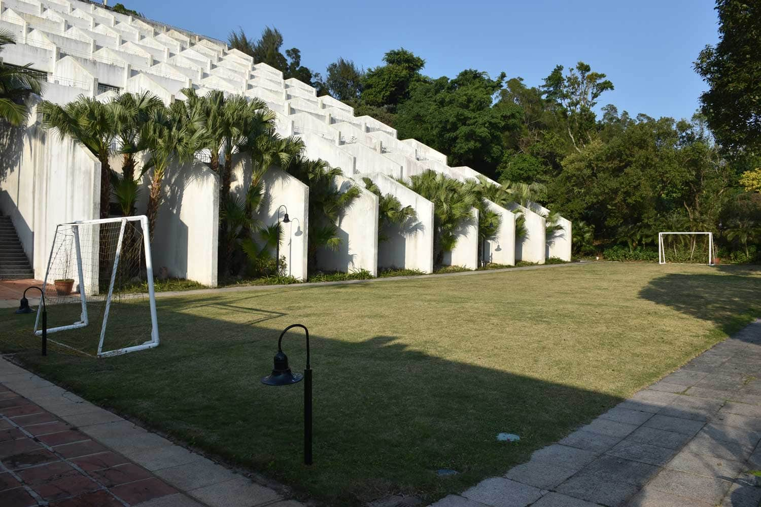 Grand Coloane Resort outdoor soccer field