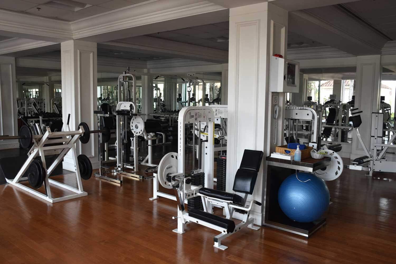 Grand Coloane Resort gym