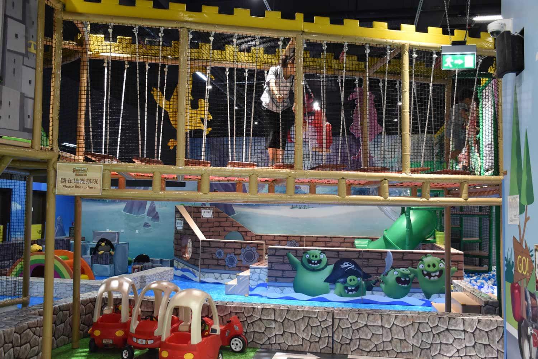 Angry Birds Play Center at Sofitel Macau