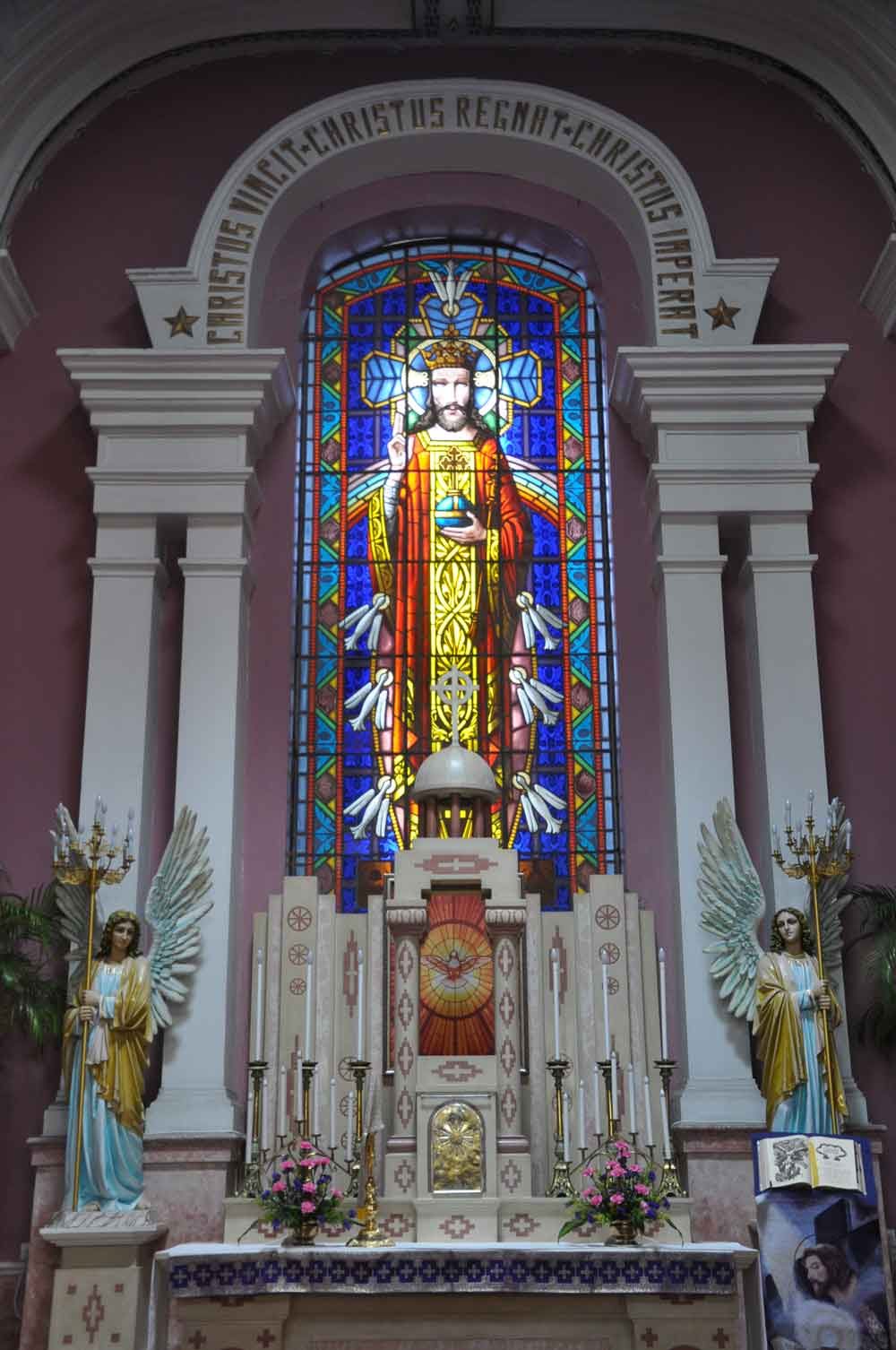 Cathedral Macau side altar