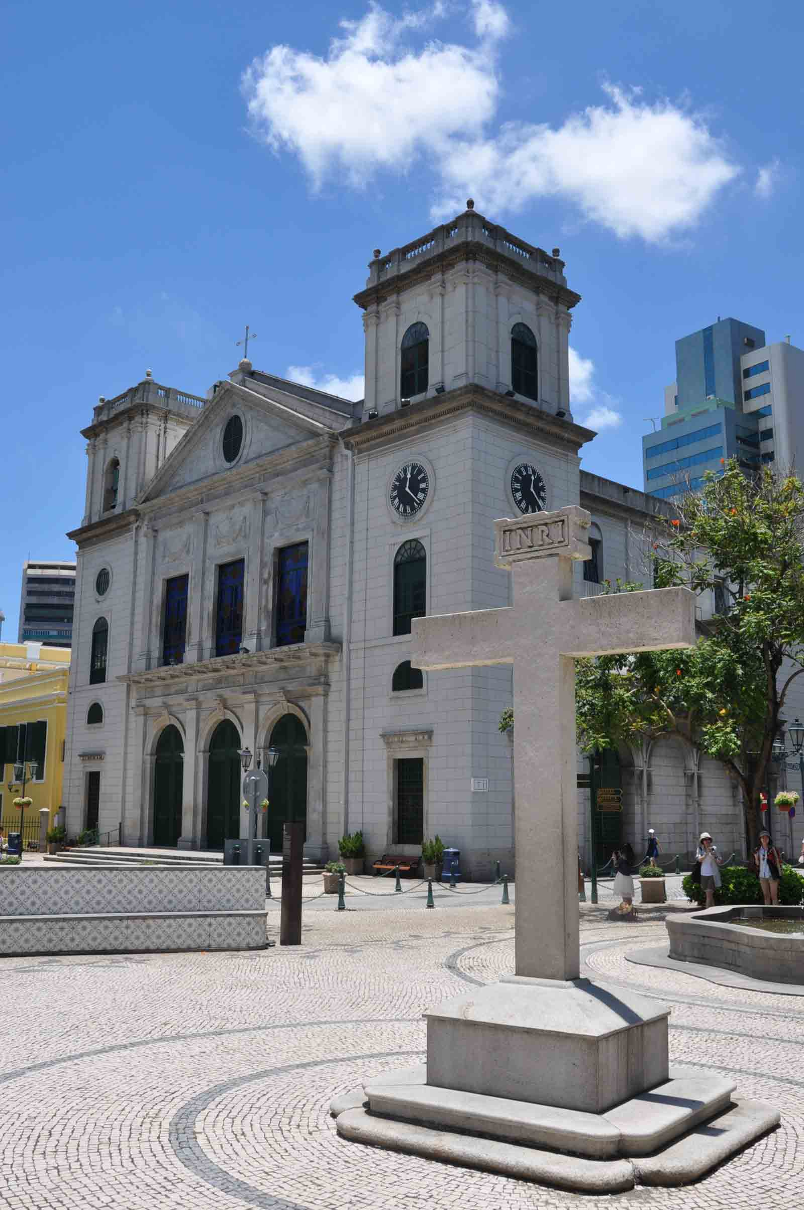 Macau World Heritage Site #14: Cathedral