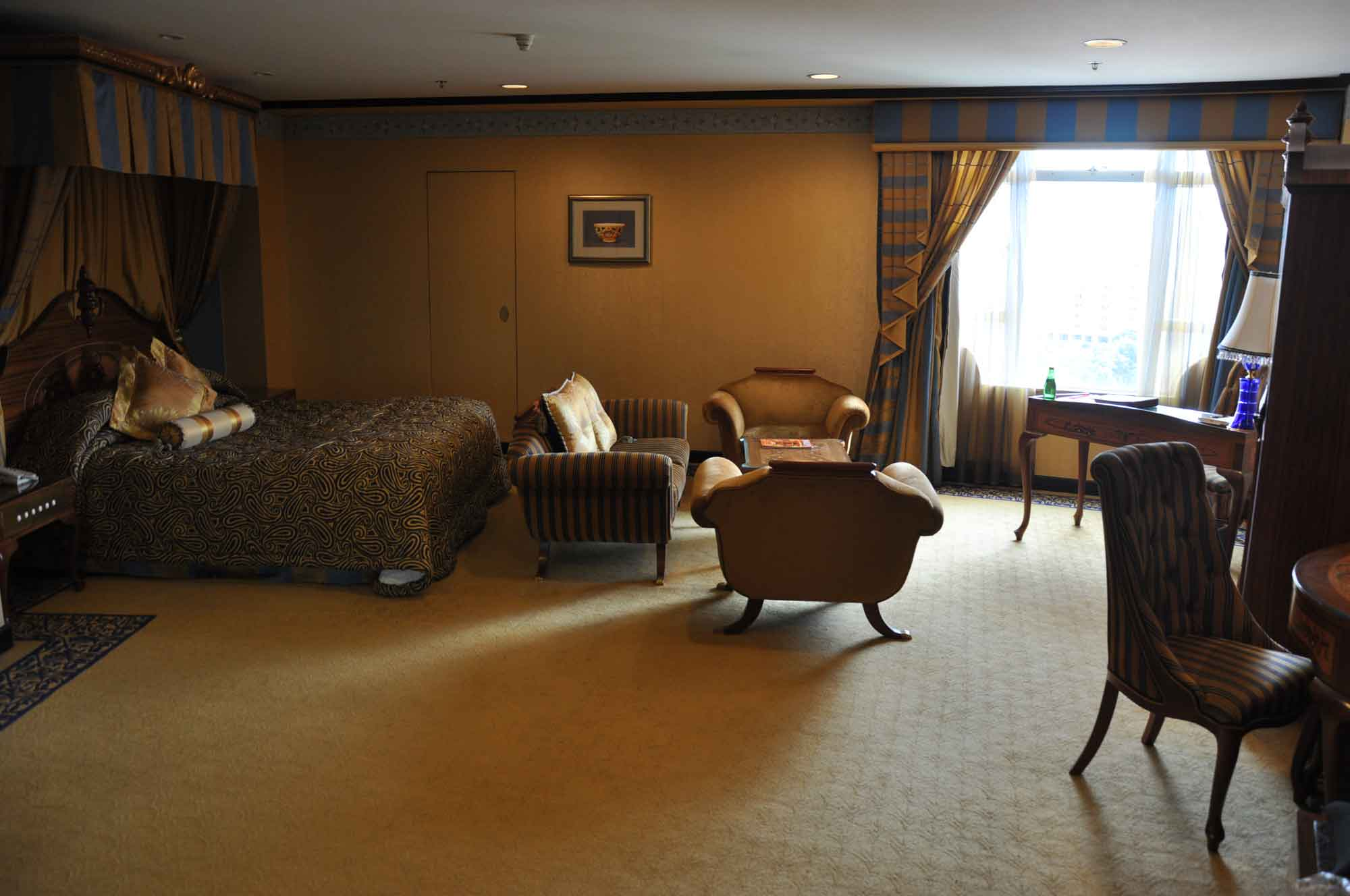 Hotel Lisboa Royal Tower Suite