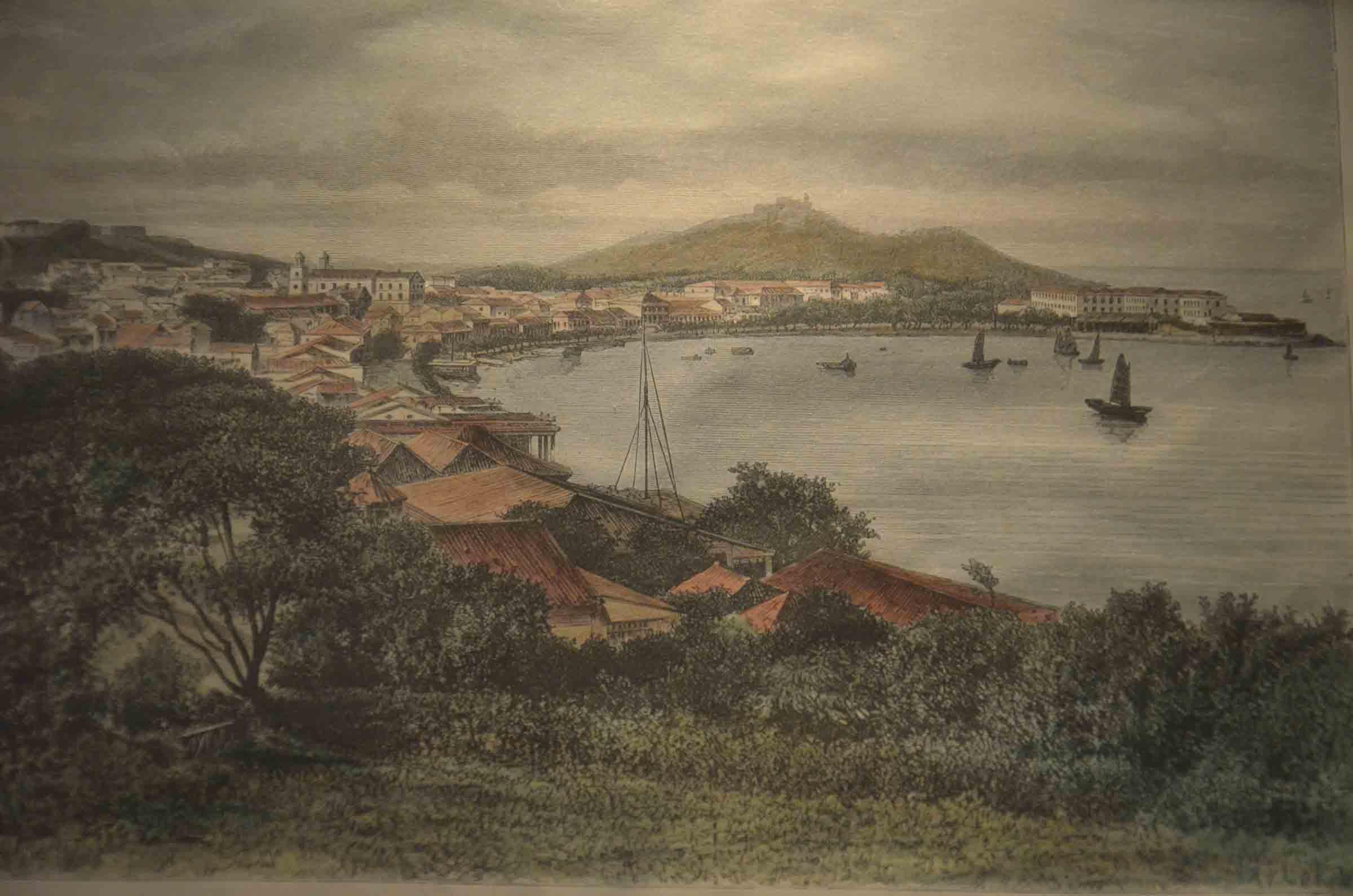 Old Praia Grande