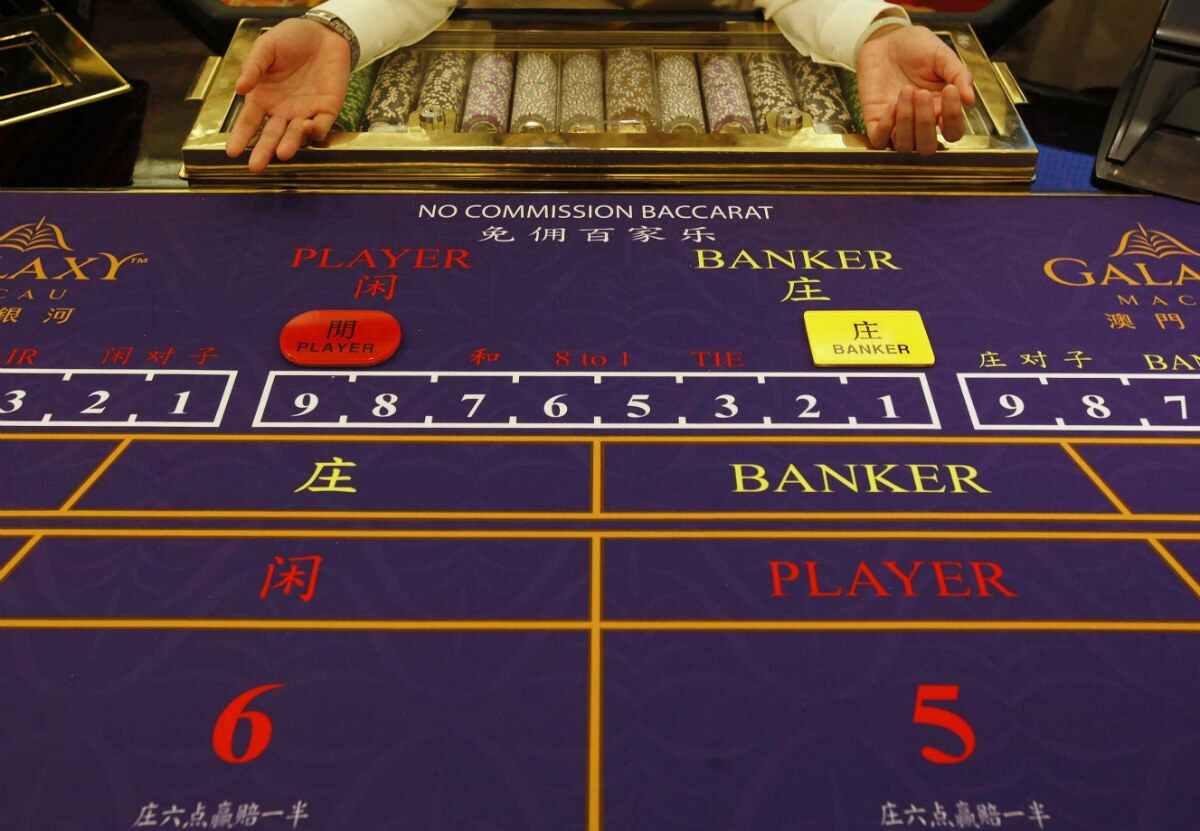Baccarat In Macau Macau Gambling Strategy Maven Of Macau
